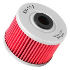 KN-112 K&N Powersports OE Performance Engine Oil Filter Cartridge K and N Part