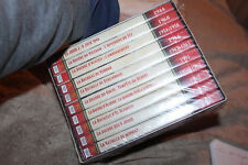 & COFFRET 10 DVD * GRANDES BATAILLES DE GUERRE   *  Neuf blister ALGERIE 1944 ++
