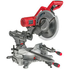 "SWARTS 305MM 12"" SLIDING COMPOUND MITRE SAW DOUBLE BEVEL BELT DRIVEN DROP SAW"
