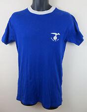 More details for vintage french air force armée de l'air physical education t shirt vtg medium m