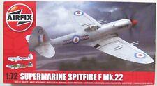 Airfix 1/72 02040 Supermarine Spitfire F Mk.22 Model Kit Factory Sealed (B5)