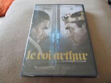 """DVD NEUF """"LE ROI ARTHUR : LA LEGENDE D'EXCALIBUR"""" Charlie HUNNAM, Jude LAW"""