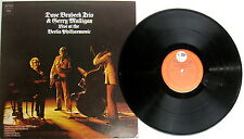 Dave Brubeck Trio & Jerry Mulligan Live AT The Philharmonic LP Columbia KC 32143