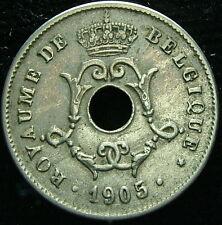 1905    Belgio Belgique Belgie    10 centesimi   centimes