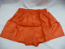 Silk Boxers in Red Habotia Fabric Small