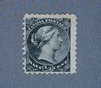 *Kengo* Canada stamp collection #34 Small Queen used CV$6 @176