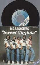 "7"" Ola & Janglers– Sweet Virginia"