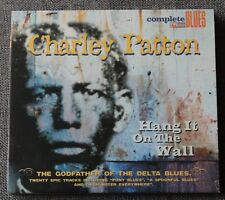 Charley Patton, hang it on the wall , CD - Complete Blues