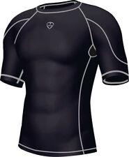 Vêtements de fitness noir pour homme taille XXL