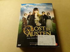 4-DISC DVD BOX / LOST IN AUSTEN ( ALEX KINGSTON, GEMMA ARTERTON... )