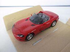 ERTL 1992 Dodge Viper RT/10 Red