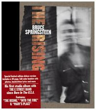 BRUCE SPRINGSTEEN & E. STREET The Rising COLUMBIA LIMITED EDITION BOOK SEALED CD