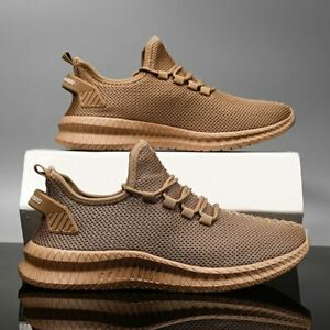 Mens Casual Breathable Sneakers Running Sports Athletic Shoes US10 Classic