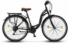 24-26-28 Zoll,Damen-Herren-Kinder-Fahrrad,StVZO,Citybike,Shimano 21 Gangschaltun