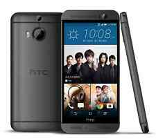 Gunmetal Gray 5'' HTC One M9 32GB 20.0MP Unlocked Android OS 4G LTE Mobile Phone