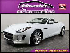 2015 Jaguar F-Type V6 Convertible Supercharged Rwd