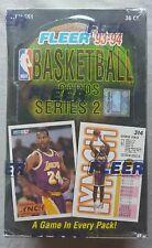 Fleer Basketball nba Series 2 Box 1993-94
