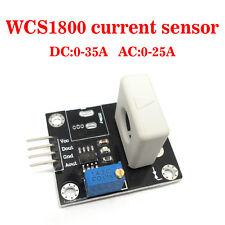 Wcs1800 Hall Current Sensor 35A Short Circuit / Overcurrent Aegis Module