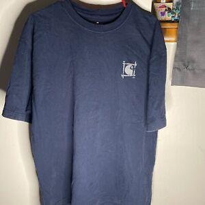 Carhartt Blue T Shirt Size XL