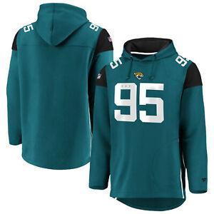 Jacksonville Jaguars Franchise Long Sleeves Sport Hoodie Hoody - Mens