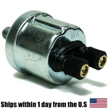 VDO Engine Oil Pressure Sensor Sender Switch 0-150PSI 12-24VDC 1/8NPT