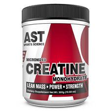 AST Sports Science - Micronized Creatine Monohydrate - 300g