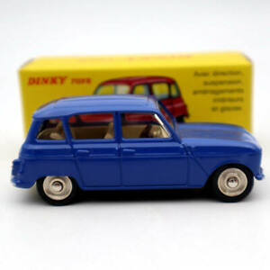 1:43 Atlas Dinky Toys 518 Renault 4L Diecast Models Car Collection