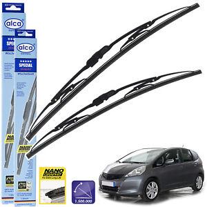 """Fits Honda Jazz 2008-On Standard Windscreen Wiper Blades 26""""14"""" Alca Special"""