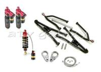 Roll Design Long Travel Arms + Elka Stage 4 Front Rear Shocks TRX250R TRX 250R