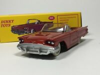 DeAgostini DINKY TOYS FORD THUNDERBIRD  Diecast car model