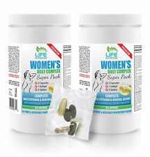 sex vigor pills - WOMEN'S DAILY PACK COMPLEX 2B - chasteberry extra strength