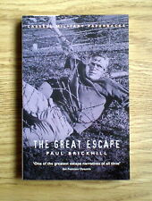 (WW2 prisoners of war)  The Great Escape by Paul Brickhill