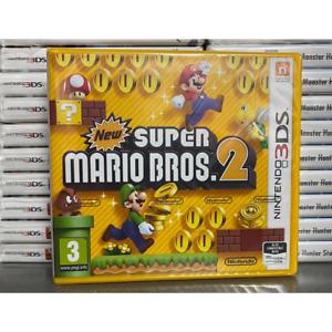 NEW SUPER MARIO BROS 2 NINTENDO 3DS 2DS ANCHE XL GIOCO USATO OTTIMO ITALIANO