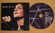 KATIE MELUA Spider's Web 3-track CDS Card sleeve * The Beatles Cry baby cry