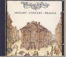 Mozart - Virtuosi di Praga: Concerto K.190, Symphony No. 38 (ICN) Like New