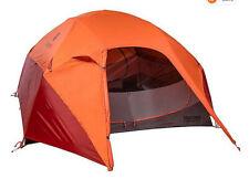 New Marmot Backpacking Limelight 4p tent, burnt orange