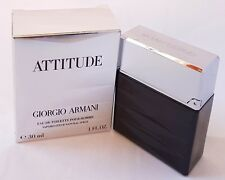 Attitude Cologne by Giorgio Armani 1 oz / 30 ml EDT Spray for Men - NEW SEALED