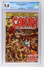 Conan the Barbarian #24 - Marvel 1973 CGC 9.8 1st full Appearance of Red Sonja.