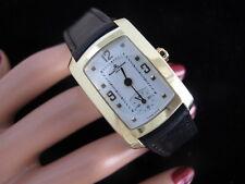 BAUME & MERCIER 18k Gold Wristwatch Baume et Mercier Hampton Milleis 18kt Watch