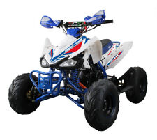 Quad Motore 4 Tempi 125cc NCX Moto Monster R7 125 Blu