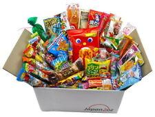 NEU! 75 Stück Japanische Candy Set Snack Box Süßigkeiten Gum frei Luftpost und T...