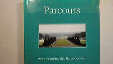 Parcours - Parcs et Jardins des Hauts-de-Seine