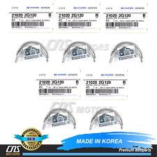GENUINE Crankshaft Main Bearing Set for 08-18 Hyundai Kia 1.6 2.0 2.4 210202G120