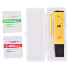 Digital PH Meter Tester Pocket Portable Pool Water Aquarium Hydroponic Wine