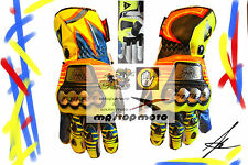 stock Motorcycle Gloves DAINESE replica4 VALENTINO ROSSI skin RACING Track SUIT
