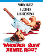 Whoever Slew Auntie Roo? (1971) [Blu-ray], New DVDs
