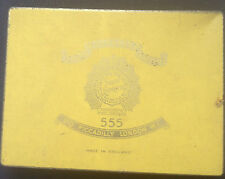 COLLECTORS VINTAGE TIN CIGARETTE BOX - STATE EXPRESS 555 tin (tobacciana)