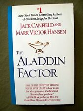 The Aladdin Factor by Jack Canfield & Mark Victor Hansen (1995, Paperback)