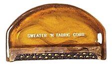 Maglione in tessuto lana Pettine piccolo compatto e pratico pulire stanco Fluff Lint Fuzz Remover