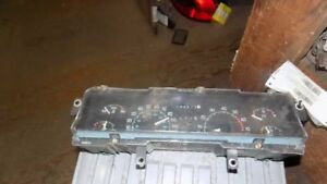 Speedometer Analog With Gauges ID 25089704 Cluster Fits 91 PARK AVENUE 9477